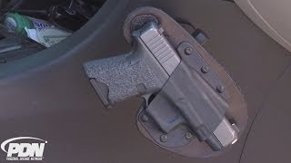 Personal Defense Network: Crossbreed's Ram Mount In-car Holster