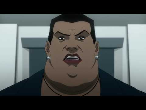 Amanda Waller! This Fat Aunt Will Blow Your Heads!