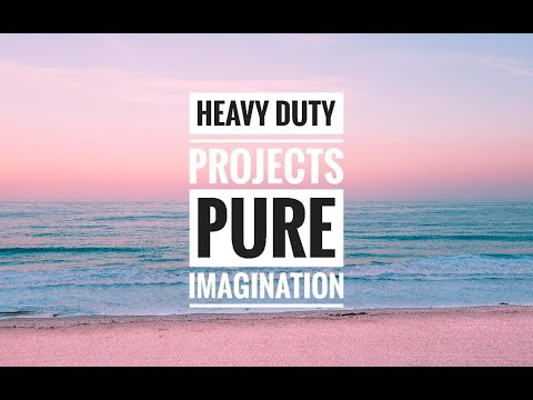 Heavy Duty Projects - Pure Imagination (Looped) - Marriott Let Your Mind Travel Song