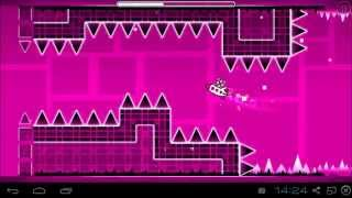 TIME MACHINE 3 ESTRELLAS GEOMETRY DASH