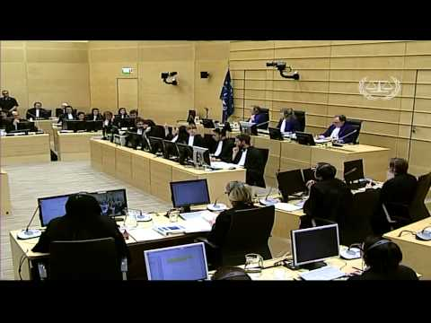 Bosco Ntaganda case: Opening of the confirmation of charges hearing, 10 February 2014