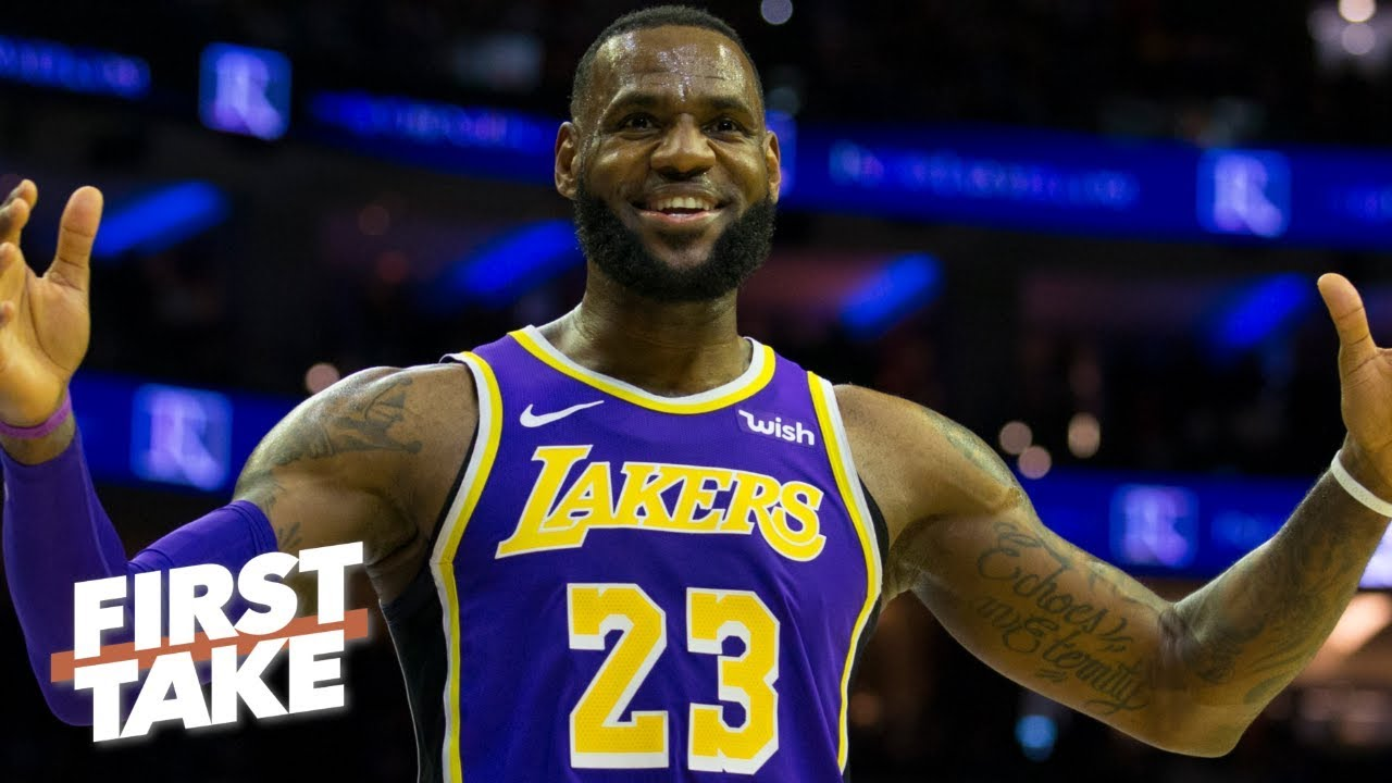 dc123f9c1 LeBron James deserves extra credit if Lakers make 2019 NBA playoffs – Max  Kellerman