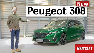 NEW 2021 Peugeot 308 walkaround - better than a VW Golf? | What Car?