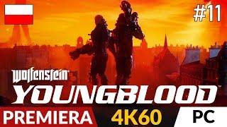Wolfenstein Youngblood PL z Arlinką  odc.11 (#11 Fabuła)  Laboratorium X | Gameplay po polsku