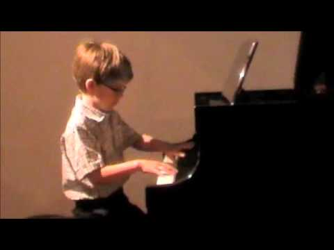 Dash plays Chopin and Clementi