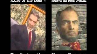 The House of the Dead: The Mystery Man Theory