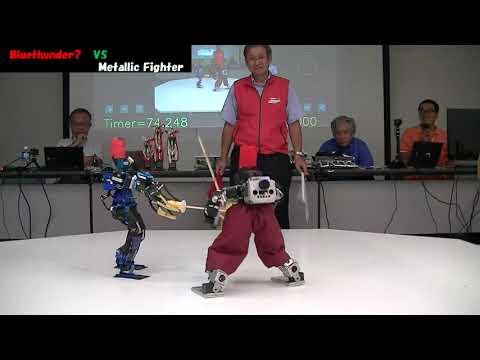 The Love Doctors - Robot Sword Fighting!