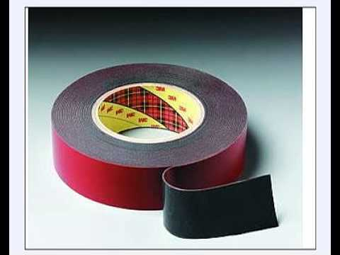 3m Double Faced Adhesive 3m Tape Car Double Faced Foam