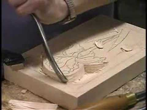 Spirit Williams--Illusions in wood-- Part 2 - YouTube