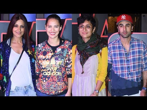 Star Wars The Last Jedi Movie Red Carpet Special Screening | Ranbir Kapoor, Kiran Rao, Sonali Bendre