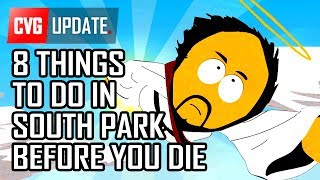 8 Things To Do In South Park Before You Die