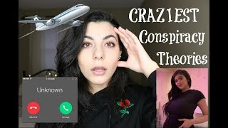 VIRAL CONSPIRACY THEORIES YOU MUST HEAR!! (Twitter Voicemail Malaysia Flight 370 & MORE...)