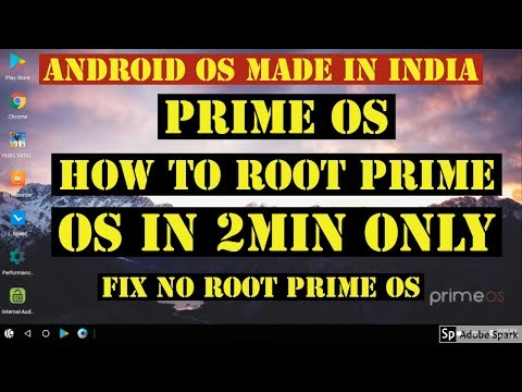 PRIME OS | HOW TO ROOT PRIME OS | ENABLE SUPER USER ACCESS | ROOT IN 2 MIN ONLY