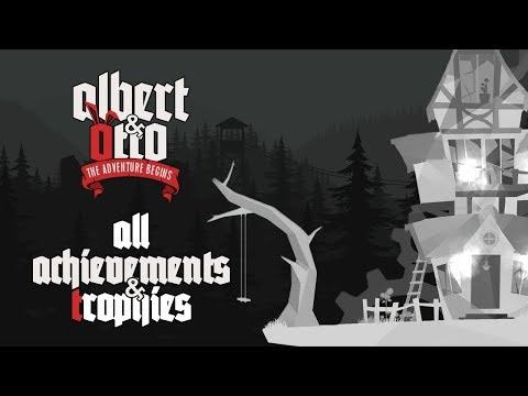 Albert & Otto - All Achievements/Trophies