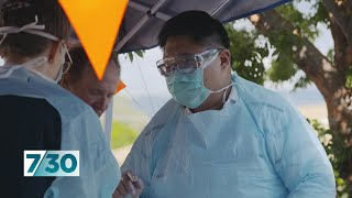 Doctors gamble thousands to access protective equipment from China | 7.30