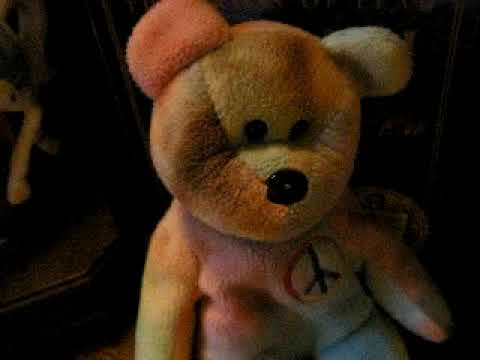 10d97a16fd3 Rosie s Hour - Interview WIth Peace (the TY Beanie Baby)!! - YouTube