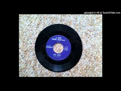 Jack Scott-A Little Feeling  (Called Love)