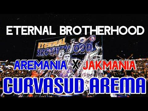 ETERNAL BROTHERHOOD - CURVASUD AREMA