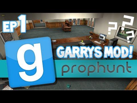 Garry's Mod - Prop Hunt Part 1 with ATPG & Friends