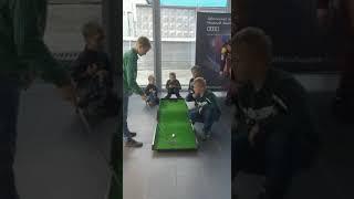 Мини гольф с аниматором в Ауди центр | 2025golf