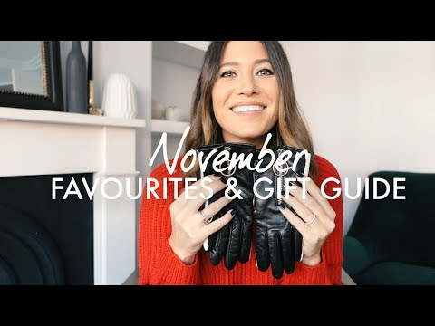 NOVEMBER GIFT GUIDE - FASHION, BEAUTY, LIFESTYLE & BABY FESTIVE GIFT IDEAS | WE ARE TWINSET