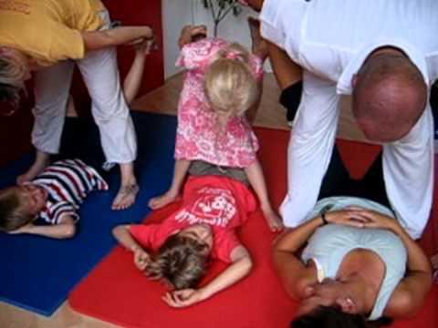 Thai-Yoga-Körperarbeit mit Kindern - nach Ulf Pape (Teil 5)