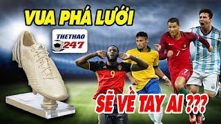 10 ứng viên hàng đầu cho danh hiệu Vua phá lưới World Cup 2018