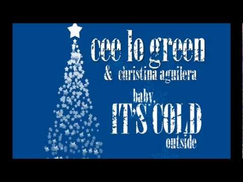 CEE LO GREEN - Baby, It's Cold Outside (Featuring Christina Aguilera)