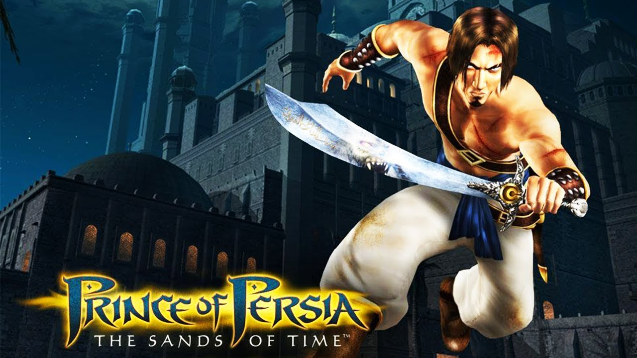 Prince Of Persia The Sands Of Time All Cutscenes Game Movie 1080p 60fps Youtube