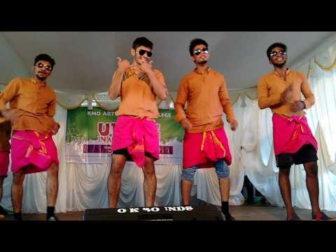 Pathinalam raavinte dance by  ™TrOz