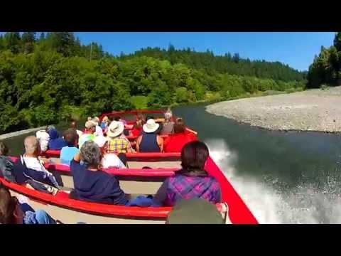 Rogue River Jet Boats!