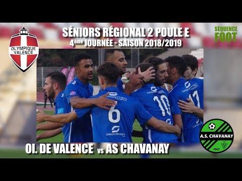 Séquence foot - OV / CHAVANAY DU 20 10 2018
