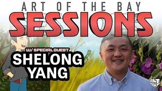 AotB Sessions - Shelong Yang | 8ight5ive Games