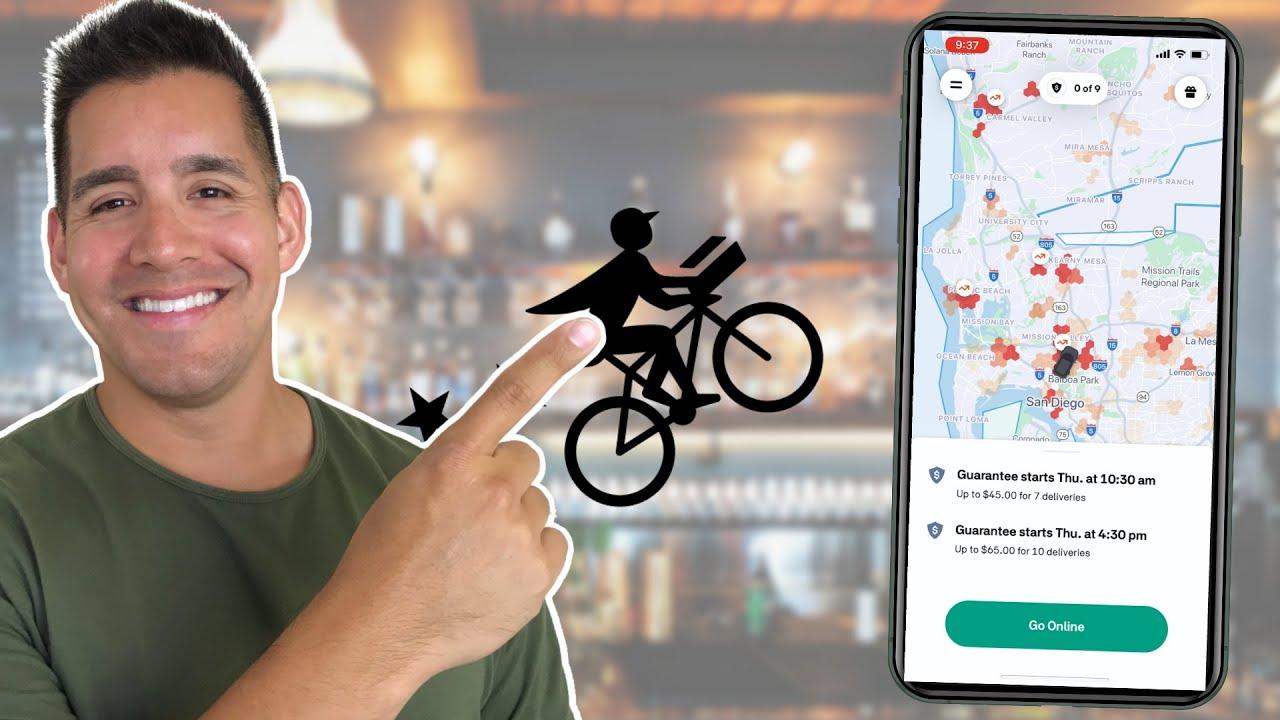 Download Postmates Driver App (Full Walkthrough + Tips To Make More Money)