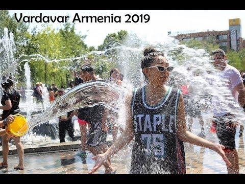 Vardavar day -