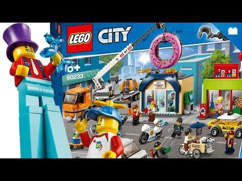 MÁS NUEVOS Sets De LEGO City Para El 2019 SON POCOS, PERO BUENOS.