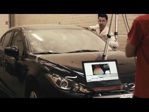 Experience ExoShield: The leading windshield protection technology