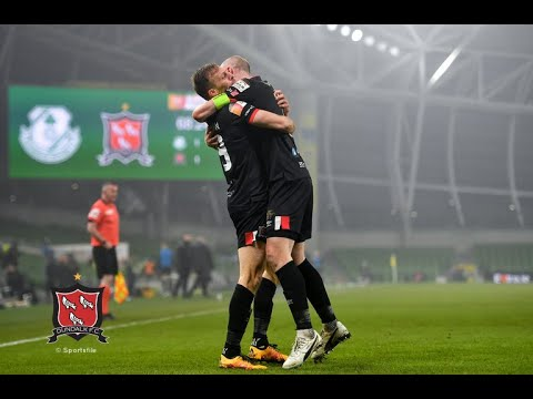 FAI Cup Final 2020 Reaction | David McMillan and Chris Shields