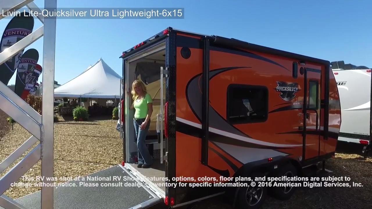 Livin Lite-Quicksilver Ultra Lightweight-6x15