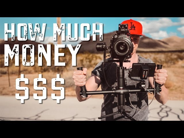 How much to charge for video production and should you work for free?