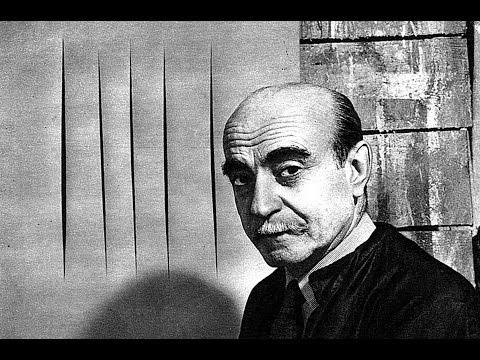 Artisti del'900- Lucio Fontana