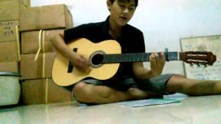 Nỗi nhớ cao nguyên - guitar