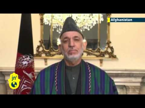 Afghanistan Presidential Elections: Seven million Afghans vote in historic presidential poll