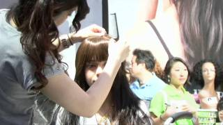 Ultima Hair at the International Beauty Show 2011 (#2)