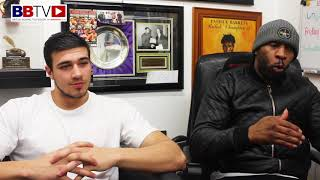 EXCLUSIVE: TOMMY FURY AND PAT BARRETT ON NEW PARTNERSHIP AND PRO DEBUT