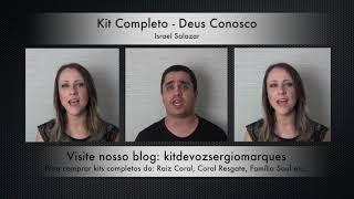 Kit Vocal Completo - (Emanuel) Deus Conosco - Kit de Natal