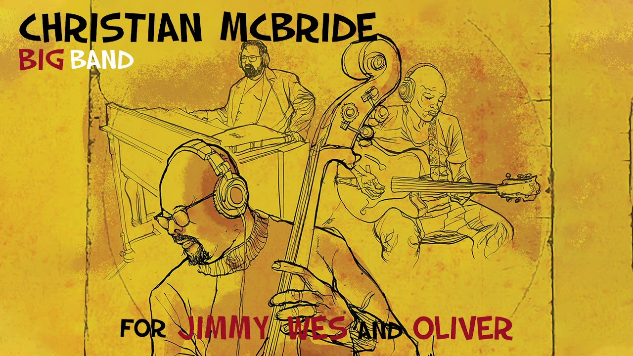 Christian McBride Big Band - Medgar Evers Blues (Official Audio) - YouTube