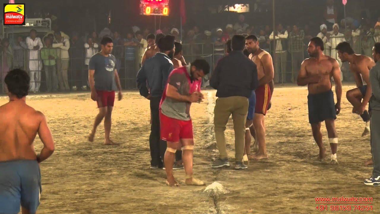 BUGHIPURA (Moga) Kabaddi Tournament - 2015 || 14th February || HD || Part 3rd.