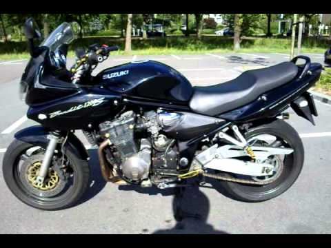 suzuki bandit 1200s 2005 with delkevic exhaust youtube. Black Bedroom Furniture Sets. Home Design Ideas