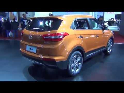 Hyundai ix25 Hyundai Creta walkaround video